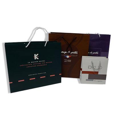 sac papier luxe publicibags