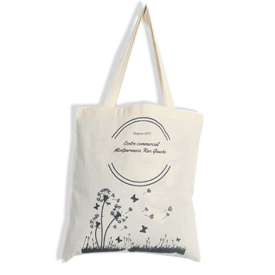 tote bag centre commercial publicibags