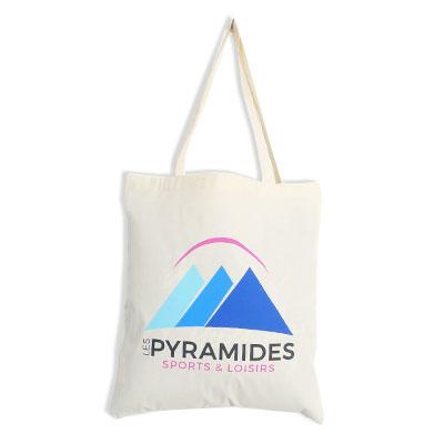 tote bag lespyramides publicibags