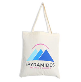 tote bag pyramide publicibags