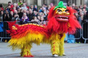 parade nouvel an chinois