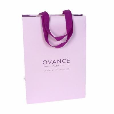 sac papier luxe ovance