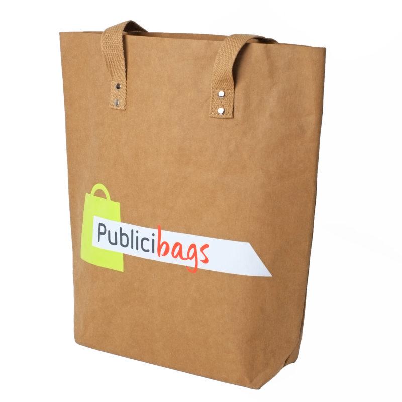sac papier lavable personnalisable