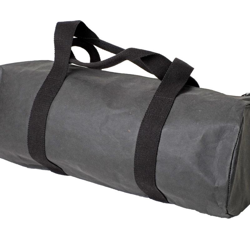 sac papier lavable noir