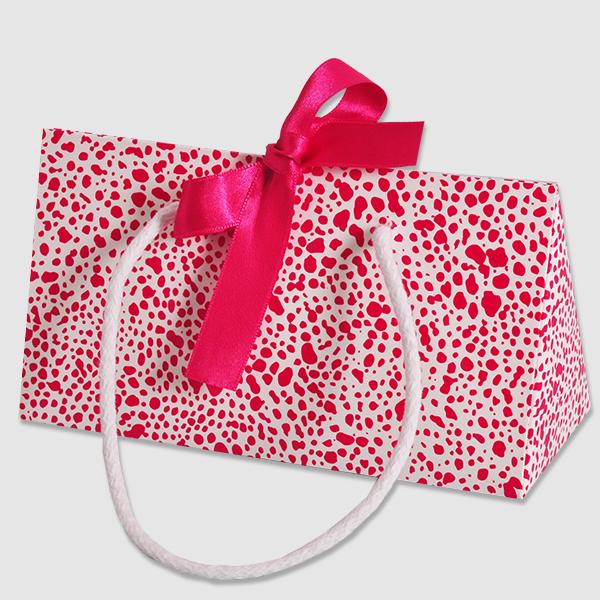 sac papier luxe cadeau