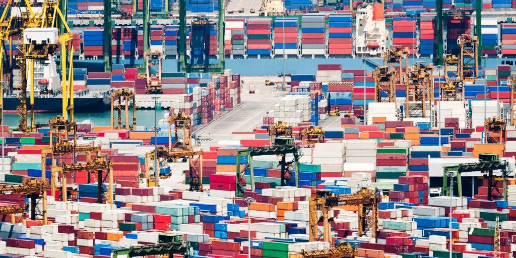 Congestion des ports